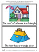 Triangles Preschool Unit - Lesson Plan, Printables for Preschool, Homeschool