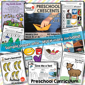 Preschool Crescents