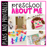 Preschool: All About Me {Plans and Printables}