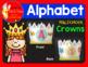 Preschool Alphabet Crowns