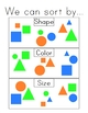 Preschool Anchor Charts