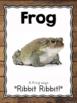 Preschool Animal Posters
