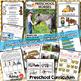 Preschool Animals Curriculum - 9 Weeks for Preschool, PreK, Homeschool Preschool