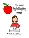 Preschool Apple Graphing Center *Freebie*