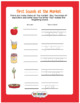 Preschool: Apple Theme Lesson Plans and Dramatic Play