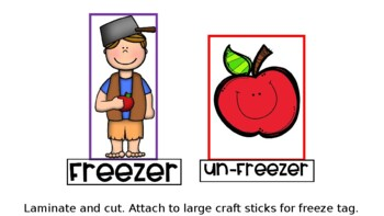 Preschool Apple Themed lesson plan