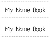 Preschool Assessment Books