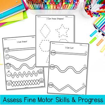 Preschool Assessment Bundle