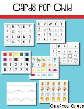 Preschool Assessment Forms (preschool or homeschool)