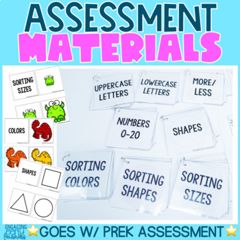 Preschool Assessment Materials