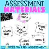 Preschool Assessment Materials