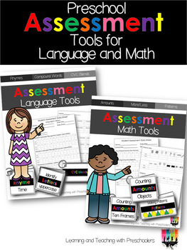 Preschool Assessment Tools for Language and Math