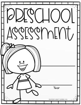Preschool Assessment (long form)