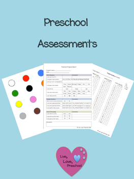 Preschool Assessments