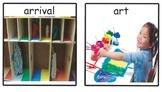 Preschool Autism/ Special Education Classroom Schedule