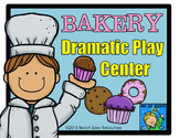 Preschool Bakery Dramatic Play Center - Teach Easy Resources