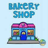 Preschool Bakery Shop Dramatic Play