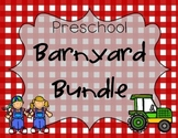 Preschool Barnyard Bundle, Farm Activities