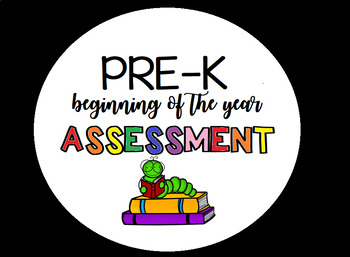 Preschool Beginning of Year Assessment