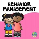 Preschool Behavior Management