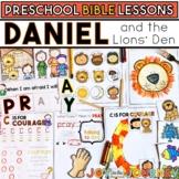 Preschool Bible Lessons: Daniel and the Lions Den