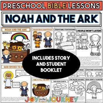 Preschool Bible Lessons: Noah's Ark