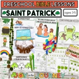 Preschool Bible Lessons: Saint Patrick