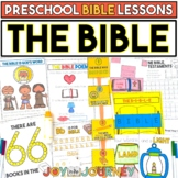 Preschool Bible Lessons: The Bible is God's Word
