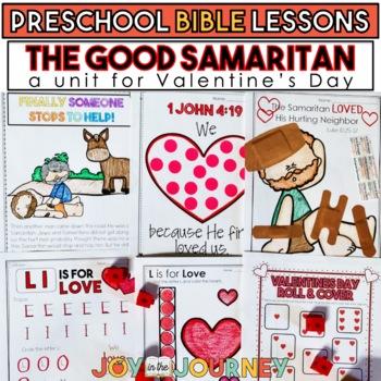 Preschool Bible Lessons: Valentine's Day