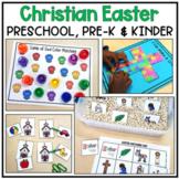 Religious Easter Activities for Preschool