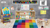 "Preschool ""Bitmoji"" Virtual Classroom for Creative Curriculum"