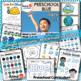 Preschool Blue - Weekly Curriculum Unit for Preschool, PreK, Homeschool