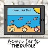 Preschool Boom Cards Bundle