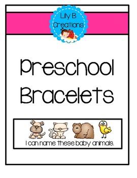 Preschool Brag Bracelets