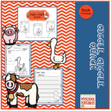 """Preschool Bulletin Board """"Giggle, Giggle, Quack"""""""
