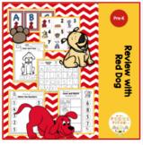 Preschool Bundle Clifford the Red Dog