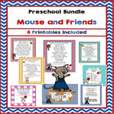 Preschool Bundle Mouse and Friends