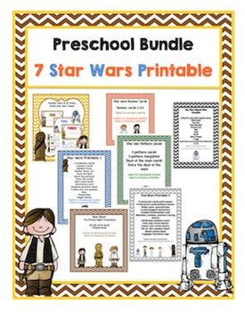 Preschool Bundle Star Wars