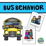Preschool Bus Behavior