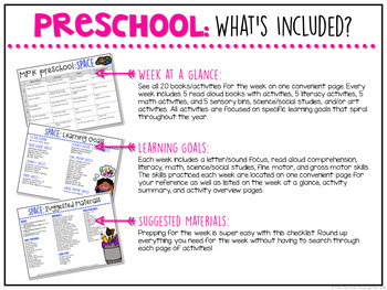Preschool: Butterflies {Plans and Printables}