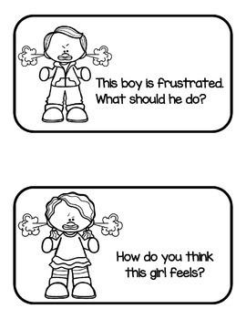 Preschool Calming Strategies