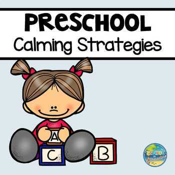 Calm Down--Preschool Calming Strategies