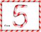 Candy Cane Playdough Mats Christmas
