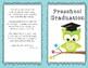 Preschool Celebration/Graduation Printable Kit - Owl Themed