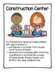Preschool Center Signs--in Frames