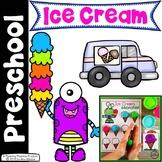 Preschool Centers - Ice Cream Theme