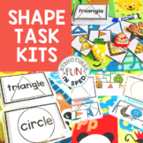 Preschool Centers Shape Task Kits for Early Childhood, Pre
