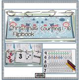 Christmas Flipbook - Counting 1 - 10