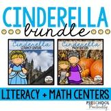 Preschool Cinderella Literacy and Math Centers