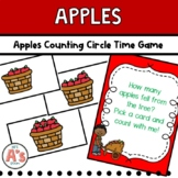 Preschool Circle Time | Apple Activities | Counting